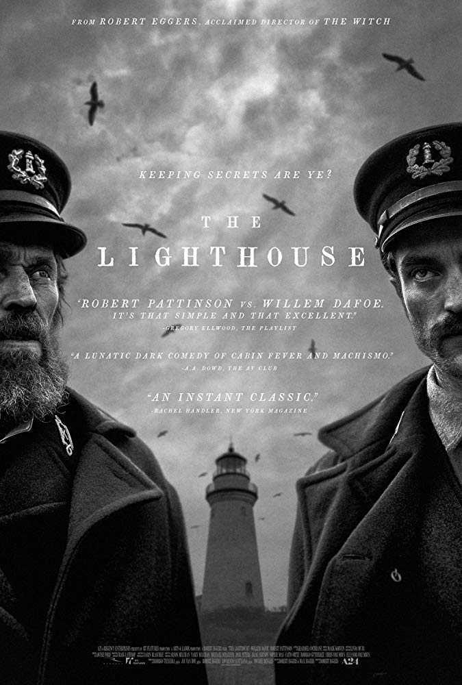 افضل افلام 2019 The Lighthouse